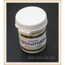 Свечи с протарголом / bio-lekar.ru